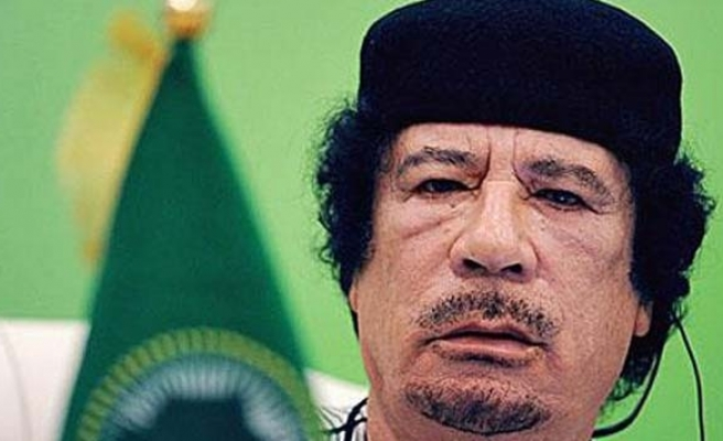 Gaddafi calls on UN to protect hometown from NATO
