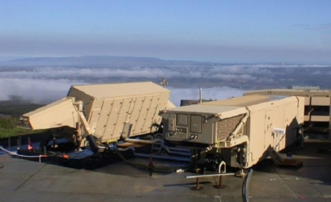 NATO's radar to be placed in Turkey