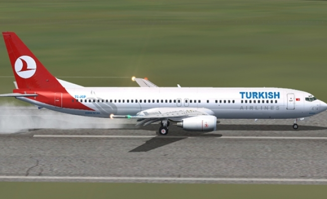 Turkish Airlines aircraft skids off runway in India