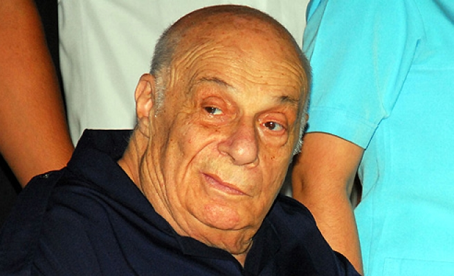 Former Turkish Cypriot president's health condition improving