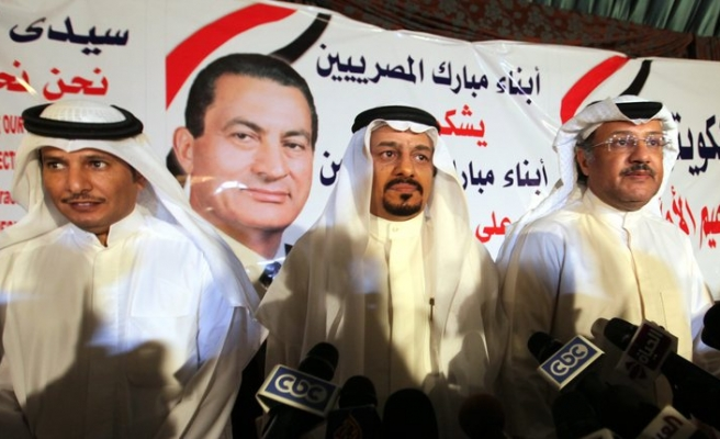 Egypt's Mubarak trial starts with first witnesses