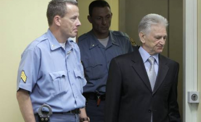 UN war crimes court convicts first Serbia official