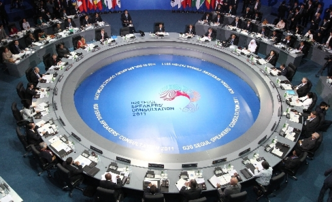 Istanbul to host G-20 conference in Sept 13