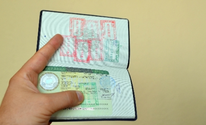 Turks to obtain visas at points of entry in Ukraine