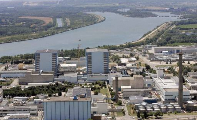 Explosion at nuclear site in France