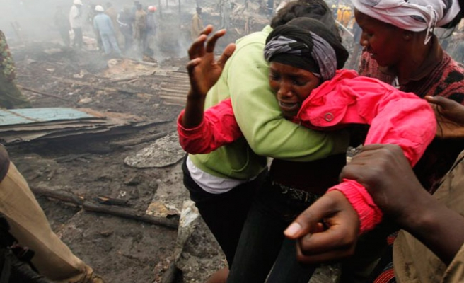 Scores of bodies found in Kenya pipeline fire
