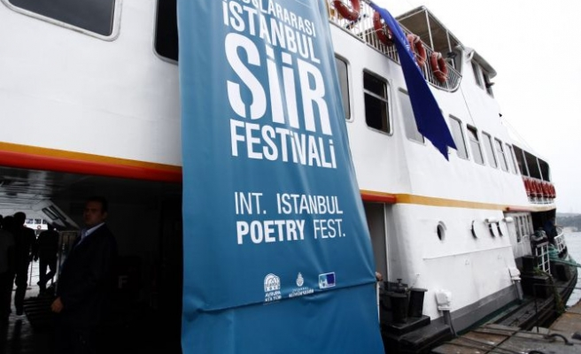 International poets to gather for İstanbul festival