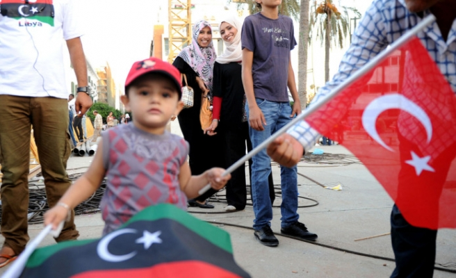Libya getting prepared for Turkish PM's visit