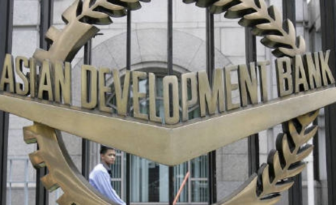 ADB sees Asia growing well in 2012