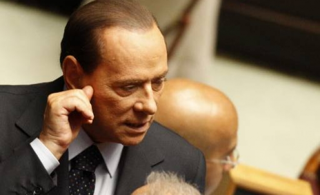 Italy PM wins confidence vote on austerity