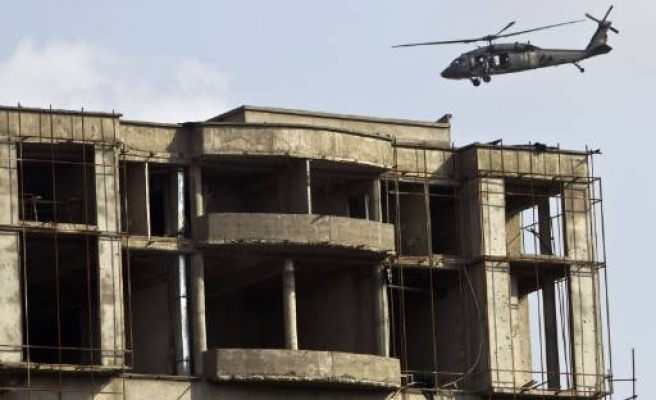Three foreign advisers killed near Kabul airport