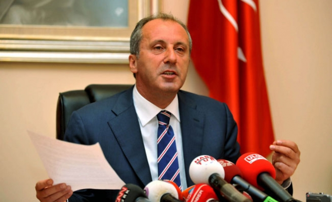 Turkey's CHP names presidential candidate