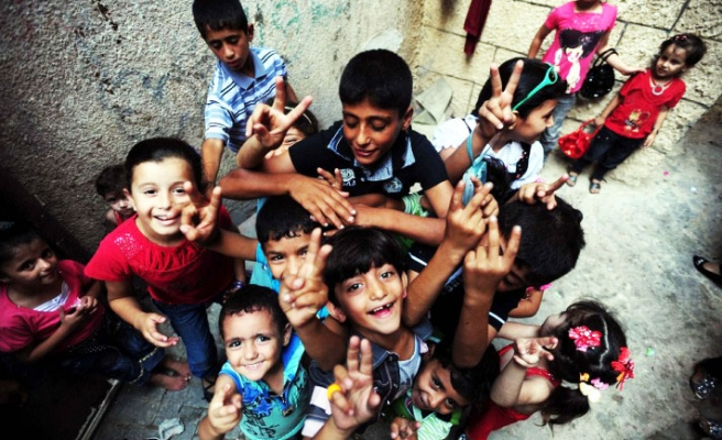 Turkish charity to build orphanage in besieged Gaza