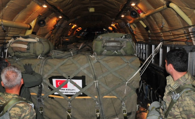 Turkish aid planes attacked during Libya mission