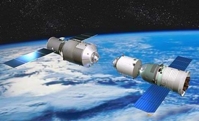 China to launch 'Heavenly Palace' on way to space station