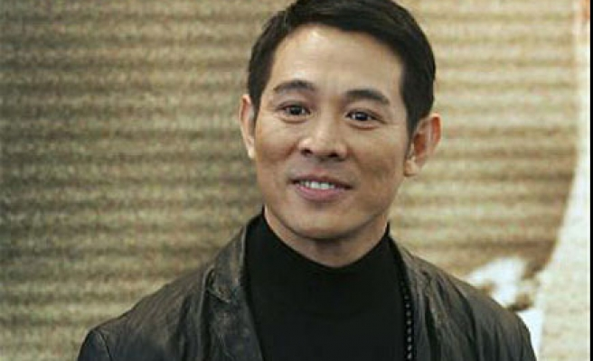 Famous Chinese actor Jet Li to come to Turkey