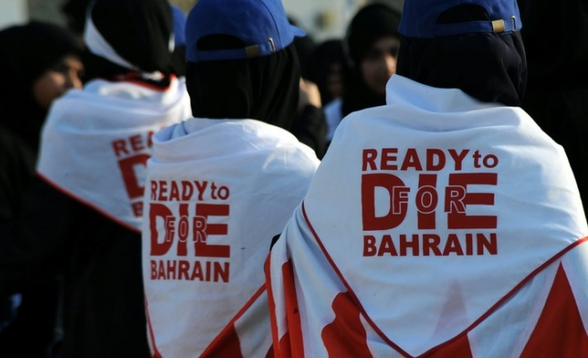 Bahrain upholds life sentences for protest leaders