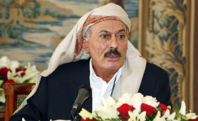 Saleh returns to Yemen amid fighting