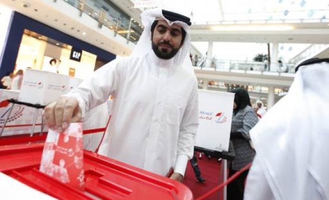 Bahrain holds vote to fill seats vacated during unrest