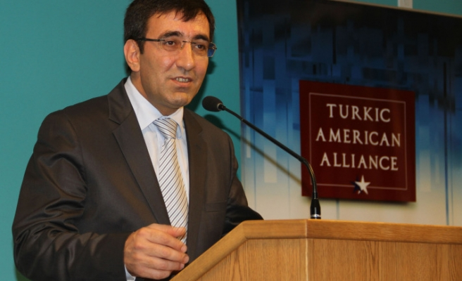Minister: Turkey targets $2 trillion national income by 2023