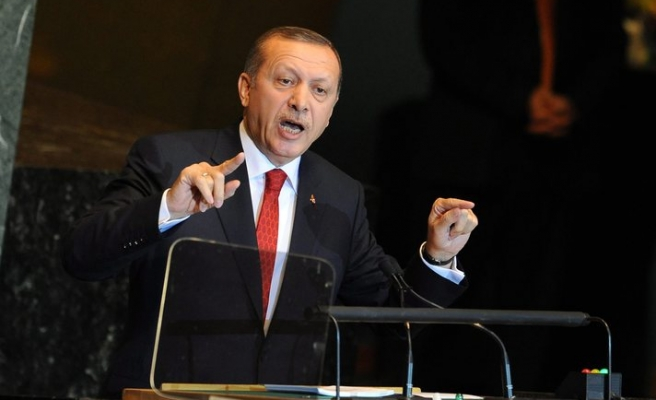 Assad will be ousted 'sooner or later': Turkey's Erdogan