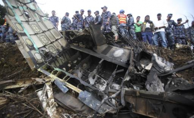 Small tourist plane crashes in Nepal