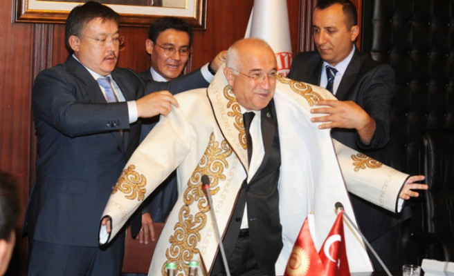 Turkey, Kyrgyzstan sign protocol to boost cooperation