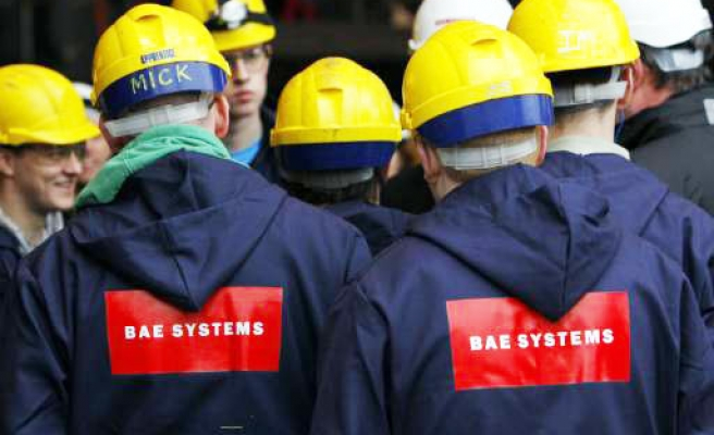 BAE Systems to cut nearly 3,000 jobs in UK