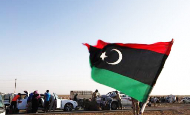 Libya plans to abolish state security courts