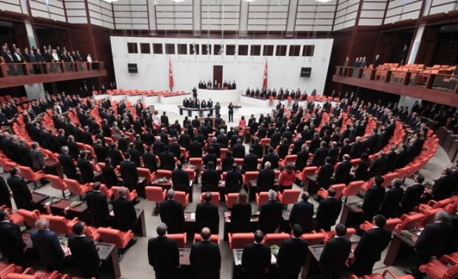 Turkish gvt submits cross-border motion to parliament