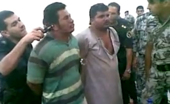 Egypt probes detainee abuse after footage shown online / VIDEO