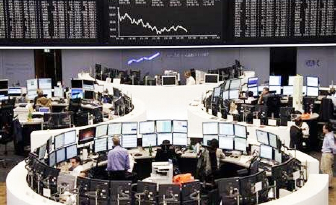 Europe shares rise after Putin says Ukraine deal reached