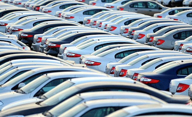 Turkey registers almost 117,500 vehicles in January