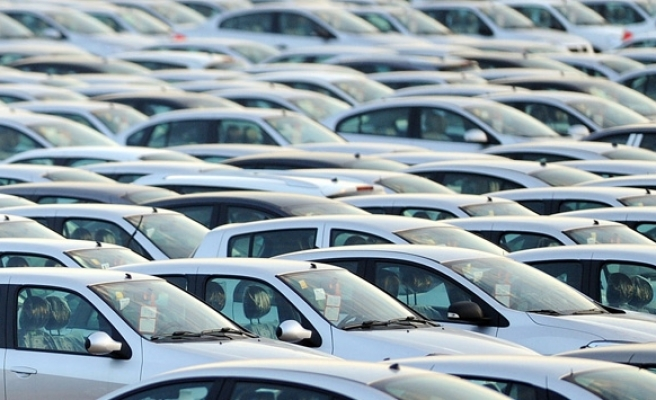 Turkey sees drop in registered vehicles in November
