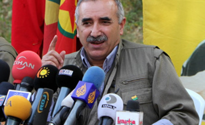 Pro-Kurdish party to relay PKK leader's messages to Qandil
