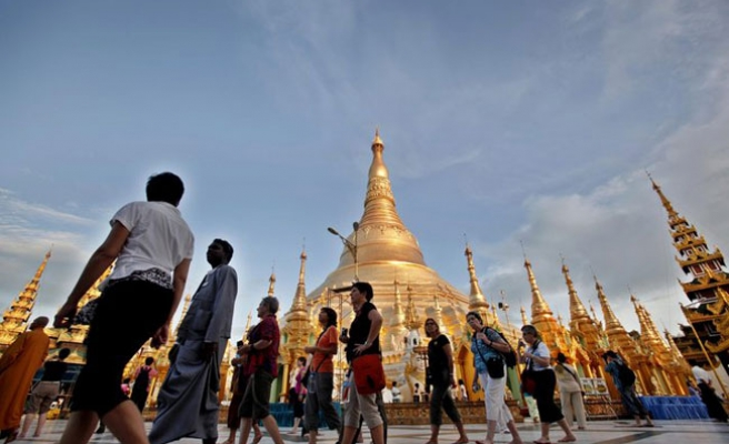 Reforms, S. China Sea to dominate Myanmar's ASEAN party