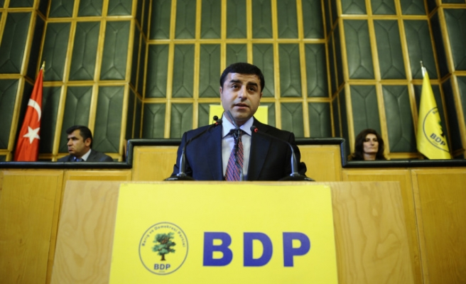 Kurdish party denies reports of meeting with PKK leader