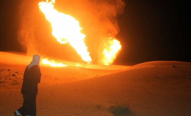 Attackers blow up main oil pipeline in Yemen