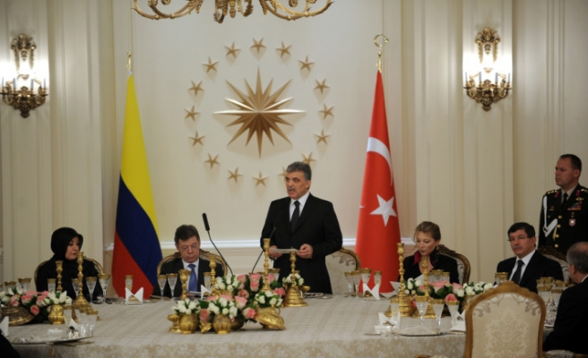 Colombian embassy opened in Turkish capital