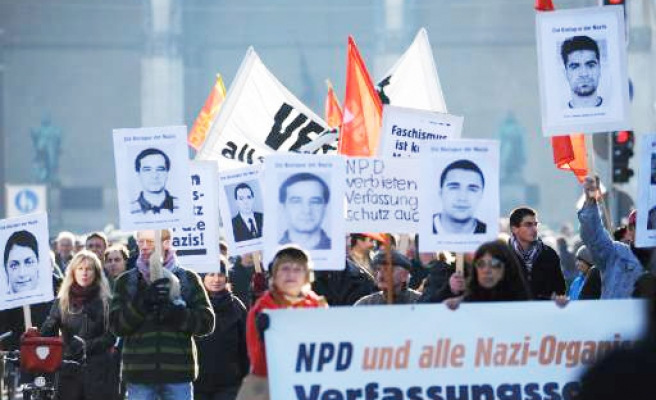 Germany apologizes for neo-Nazi murders
