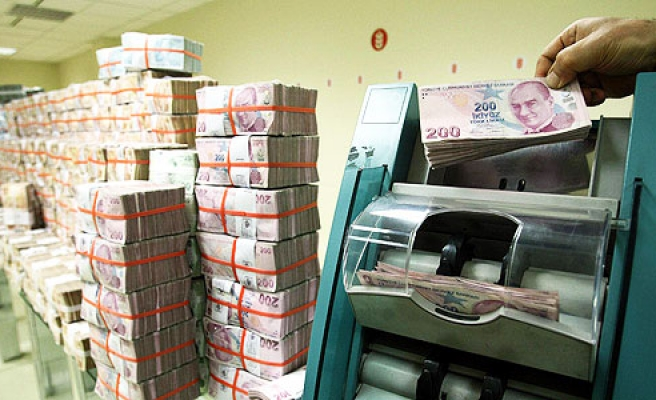 Turkish budget ran a surplus in April 2013