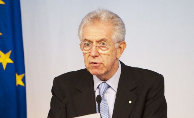 Italy's Monti in Russia to boost energy cooperation