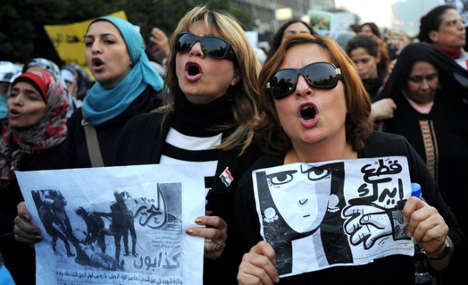 Egyptian woman call for harsher punishment for abuse