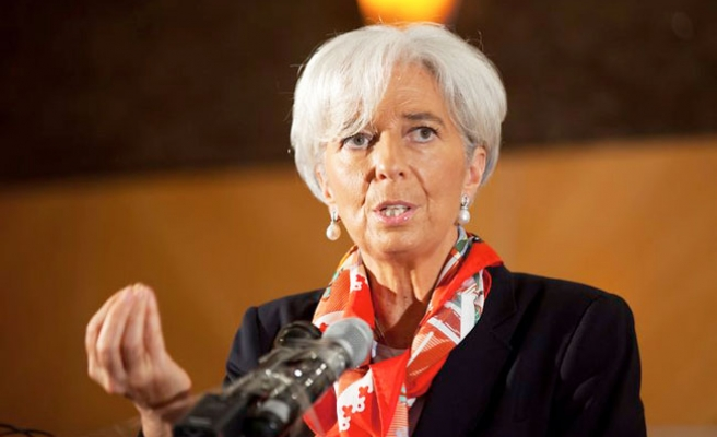 IMF chief urges Gulf states to bring in taxes