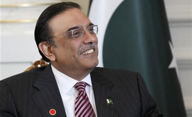 Switzerland refuses to reopen Zardari graft probe, Pakistan says