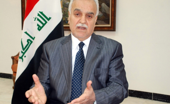 Iraq's Hashemi gets residence permit in Turkey, report says