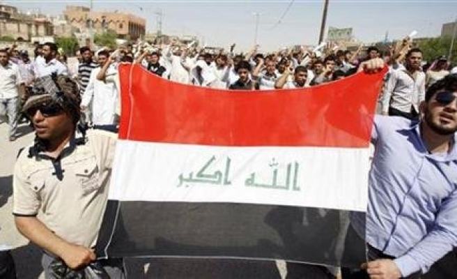 Journalists detained in Iraq