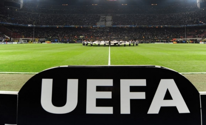 UEFA play-off draw concluded