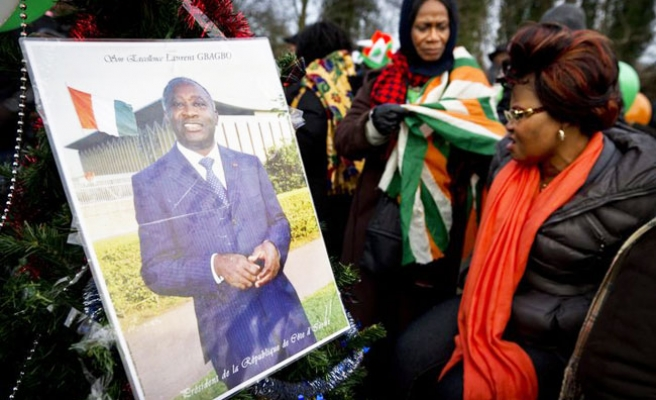 Lawyer slams ex-Ivorian leader's son arrest