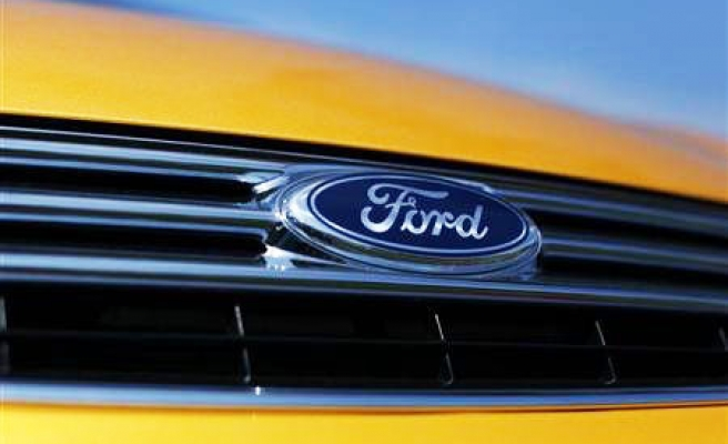 Ford suspends vehicle assembly in Venezuela